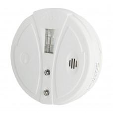 Kidde 0918KCA - Smoke Alarm - Safety Light - Ionization - Test & Hush - 9V Battery Operated  [ Model i9080CA ]