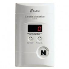 Kidde 900-0076-05  KN-COPP-3 - Digital Display - 120V AC Plug-in Carbon Monoxide Alarm - 9V Battery Backup