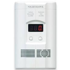 Kidde 900-0113-05  KN-COEG-3 - Digital Display - 120V AC Plug-in CO, Propane & Natural Gas Alarm - 9V Battery Backup