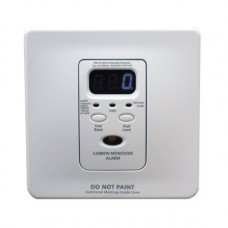 Kidde 900-0255 KN-COPF-I-CA - Silhouette Low-Profile CO Alarm -120 V AC Direct Wire with Sealed rechargable battery backup **DISCONTINUED**