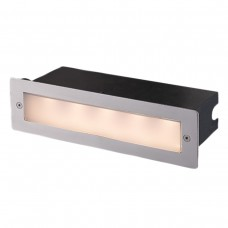 Eurofase 31591-010  5W LED OUTDOOR IN-WALL STAINLESS STEEL 3000K