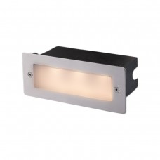 Eurofase 31592-017  3W LED OUTDOOR IN-WALL STAINLESS STEEL 3000K