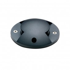 Eurofase 14748-011  INGROUND,DUAL DIRECTION,1X1W LED BLACK 3000K
