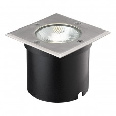 Eurofase 32190-014  INGROUND,SQUARE,1X7W LED,STAINLESS STL STAINLESS STEEL 3000K