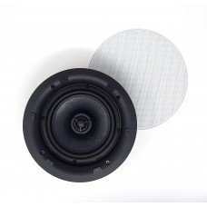 GS Sounds IC 6.5 in Ceiling Surround Speaker - Pair White