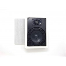 GS Sounds IW 6.5 in Ceiling Surround Speaker - Pair White