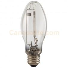 50 Watt -  High Pressure Sodium Bulb - B17 - Clear - Medium E26 Base - ANSI S68 - LU50/MED - Symban