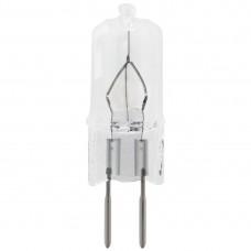 20W - Clear - T4 - GY6.35  Base - Halogen Light Bulb - 12 Volt   - Risun