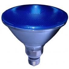 Symban - 90W - Blue - PAR38 - Flood - Halogen - 90PAR38/HAL/FL/BLUE - 130 Volt