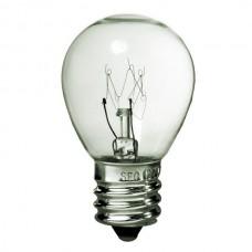 10 Watt - Clear - S11 Sign lamp - Intermediate (E17) Base - 10S11/INT/CL- Symban