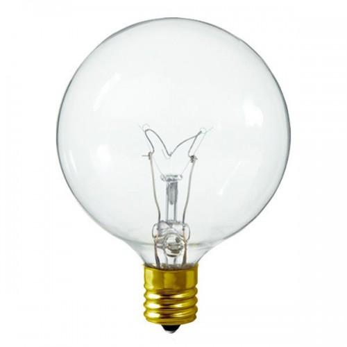 15 watt g16 bulb candelabra e12 base clear 15g16 can cl. Black Bedroom Furniture Sets. Home Design Ideas