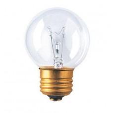 7.5 Watt  - Clear - G11 Globe Bulb - Medium Base E26 - 7.5G11/MED/CL