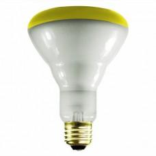75 Watt - BR30 - Transparent Yellow -  130Volt - 75BR30/TY - Symban