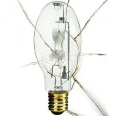 70 Watt - Shatter-Proof - ED17 Pulse Start Metal Halide Bulb - Medium E26 Base - Symban