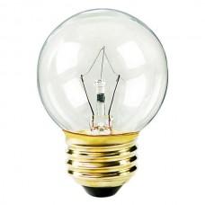 25 Watt - Clear - G16 Bulb - Medium Base - 25G16/MED/CL