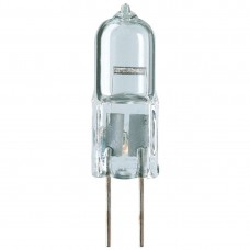 20W - Clear - T3 - G4 Base - Xenon - 12 Volt   - Symban **Please check JC12V20W/G4 for possible replacement**