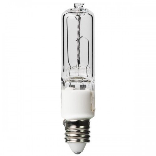 75w Clear T4 Mini Candelabra E11 Base Single