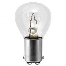 EMR-1125  Miniature Indicator Lamp - RP11 Bulb - 25 Watt - 12 Volt - DC Bayonet (BA15d)