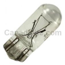 2841 Mini Indicator Lamp - T3.25 Bulb - 24 Volt - 0.125Amp. - Miniature Wedge Base