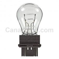 3057 Mini Indicator Lamp - S8 Bulb - 12.8/14 Volt - 2.10/0.48Amp. - Plastic Wedge Double Filament Base