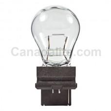3156K Mini Indicator Lamp - S8 Bulb - 12.8 Volt - 2.10 Amp. - Plastic Wedge Single Filament Base