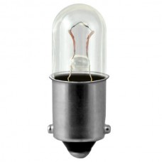 313 Mini Indicator Lamp - T3.25 Bulb - 28 Volt -  0.17 Amp. - Miniature Bayonet Base (BA9s)