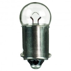A7123 miniature indicator lamp - G3.5 Bulb - 3 Watt - 24 Volt - Miniature Bayonet Base (BA9s)