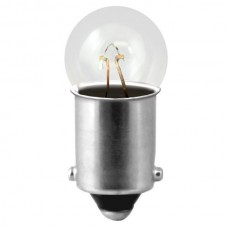 540 Mini Indicator Lamp - G4.5 Bulb - 8 Volt -  0.15 Amp. - Miniature Bayonet Base (BA9s)
