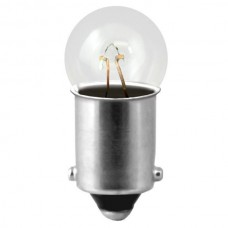 1251 Mini Indicator Lamp - G6 Bulb - 28 Volt - 0.23Amp. - Single Contact Bayonet Base (BA15s)