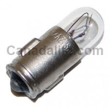 3799 Mini Indicator Lamp - T2 Bulb - 6 Volt - 0.2 Amp. - Midget Bayonet Base (BA7s)