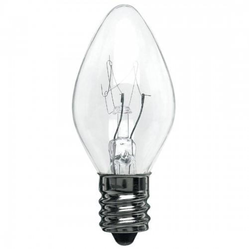 10c7 120v Can Cl Miniature Indicator Lamp C7 Bulb
