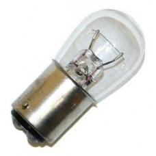 1004 Mini Indicator Lamp - B6 Bulb - 12.8 Volt -  0.94 Amp. - DC Bayonet Base (BA15d)