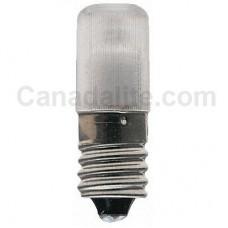 NE-52 -  Miniature Indicator Lamp - T3.25 Bulb - 105-125 Volt - 0.04 Watt - Miniature Screw  Base (E10)