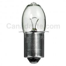 PR-2  Miniature Indicator Lamp - B3.5 Bulb - 2.38 Volt - 0.5 Amp. - P13.5s  Base