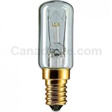 SP-54U - Miniature Indicator Lamp - T17 Bulb - 5W - 130 Volt -  European Screw (E14) Base