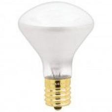 25 Watt - R14 Reflector lamp - Flood - Intermediate (E17) Base - 25R14/INT/FL