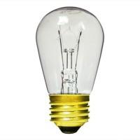 11 Watt - Clear -S14 Sign lamp - Medium (E26) Base -11S14/CL