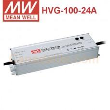 HVG-100-24A Meanwell LED Driver - HVG-100 Series - 24V 96W  - IP65 - 24V Constant Voltage