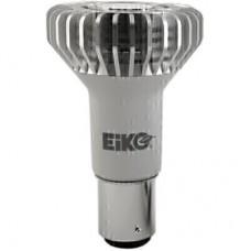 Eiko 08896  LED3W1383/30/830-G5 LED GEN5 1383 BA15S, 30 deg beam, 3W - 125lm, Non-Dimmable, 3000K, 80 CRI, 12V DC/AC