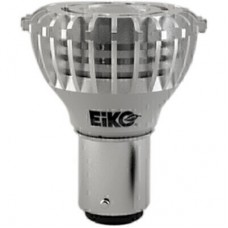 Eiko 08895  LED3WGBF/30/830-G5 LED GEN5 GBF BA15D, 30 deg beam, 3W - 125lm, Non-Dimmable, 3000K, 80 CRI, 12V DC/AC
