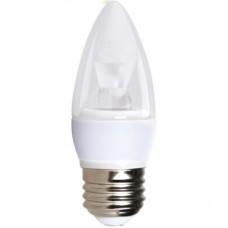 Eiko 10089  LED5WB11/E26/830-DIM-G8 LitespanLED B11 250 Degree Beam 4.5W - 350lm Dimmable 3000K 80+CRI 120VAC E26