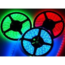LED Strip - Flexible -5050 - RGB - Non Waterpoof - LSTR5050RGB-NW