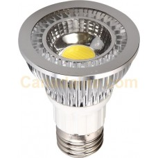 6 Watt - PAR20 LED with Reflector - Warm White - Dimmable - 120V - Medium Base - LEDPAR20-6W-WW-80D