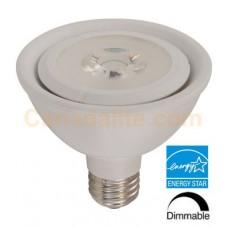 Liteline P30SLED14W-30KSP-WH - 14 Watt - PAR30 LED - Short Neck - Spot - 25D - Dimmable  - 3000K Halogen White - 850 Lumens - 75 Watt Equal