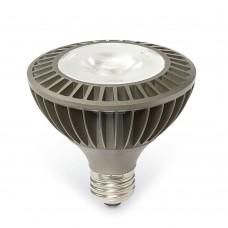 Verbatin 98173 - LED PAR30  - Short Neck - Dimmable - 15 Watt - 2700K Warmwhite - 700 Lumens - 65 Watt Halogen Equal