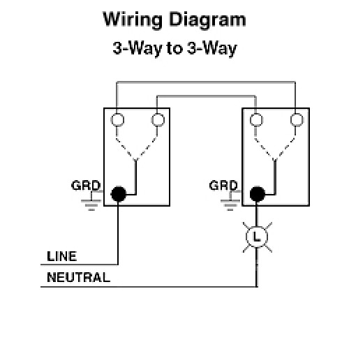 leviton 5613 3 way switch wiring diagram leviton 5603-p2w rocker switch 3-way decora 15 amp white ... leviton decora 3 way switch wiring diagram 5603 #5