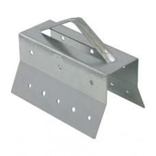 Liteline HBB1-100 - Corrugated Steel Roof Bracket - Job Site HID Series Accessories