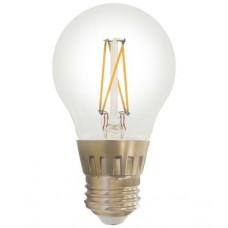 Liteline - F1-A19LED5W-27 -  line voltage filament A19 LED - 5W / E26 - Warmwhite / 2700K - 500 Lumens - Energy Star