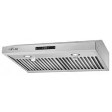 "LumiFaro - 24232-S Baby-Pro II Under-Cabinet Range Hood - Stainless Steel - 30"" - 380CFM"