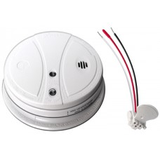 Kidde P1235CA - Smoke Alarm - Ionization Sensor - 120V AC Direct Wire **Discontinued and Not Available**